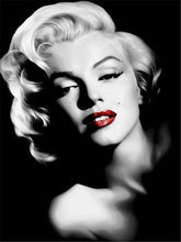 Load image into Gallery viewer, Marilyn Monroe Diamond Painting