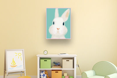 Cute Rabbit Paint by Number