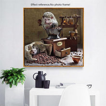 Load image into Gallery viewer, Hedgehogs Love Coffee?
