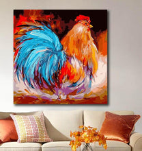 Load image into Gallery viewer, Vibrant Colors Cock Painting Kit
