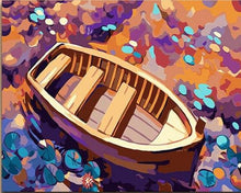 Load image into Gallery viewer, Boats, Ships and Oceans 12 Paint by Numbers