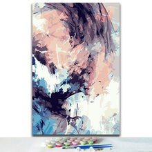 Load image into Gallery viewer, Abstract Paint by Numbers - Large Sizes Available