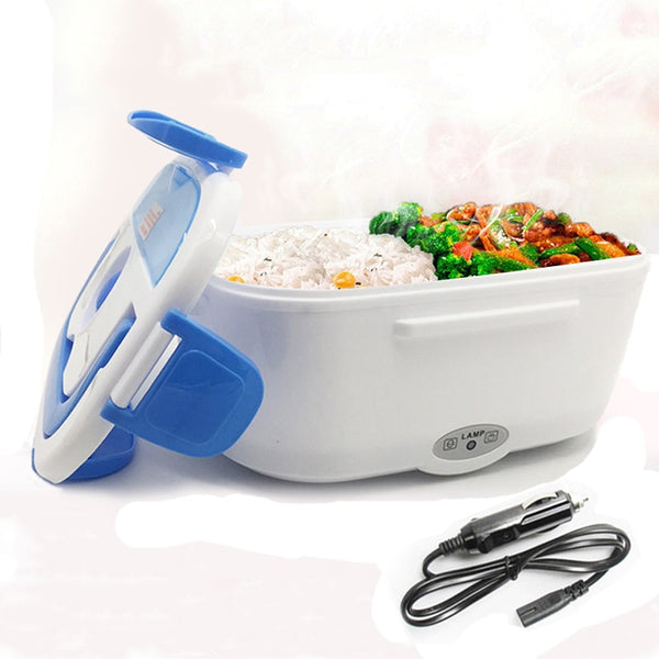 12V Car Portable Electric Heating Lunch Box