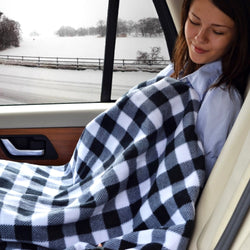 Heated Car Blanket - Electric Blanket for Car