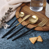 Luxe Stainless Steel Flatware Sets