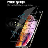Tempered Glass Phone Screen Protector (For iPhone X, 6, 7, 8 Plus)