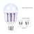 LED Mosquito Killer Bulb - Bug Zapper Trap Lamp