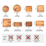 Acacia Wooden Trays