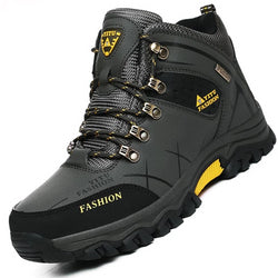 Ultimate Indestructible Waterproof Winter Hiking Boots