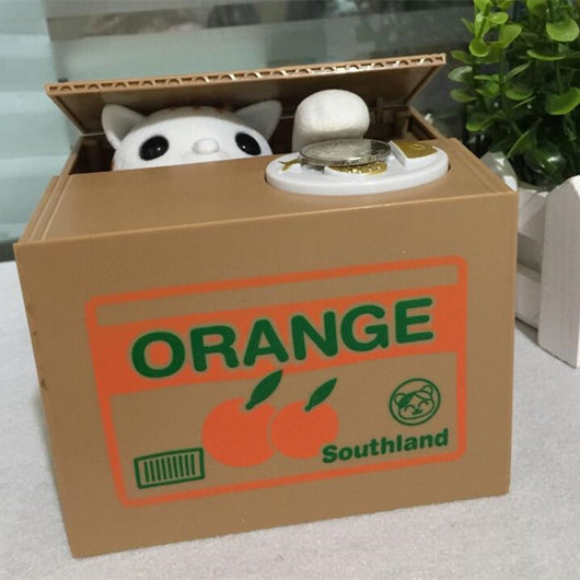 Panda Thief Money Box