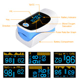 Digital Finger Pulse Oximeter