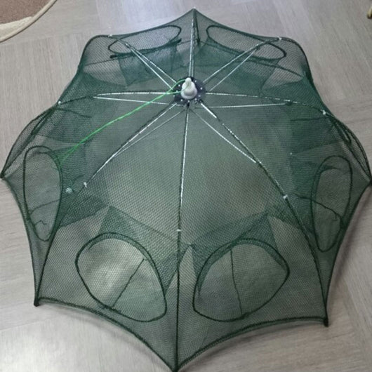The Magic Umbrella Fishing Trap