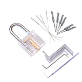 Lock Picks Set - Key Extractor Tools