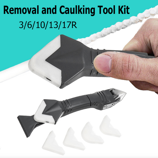 3-in-1 Ultimate Caulking Tool