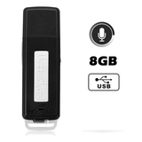 Rechargeable USB Spy Voice Recorder
