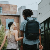 Modern Hank Backpack in Navy