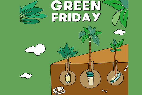 ¿Black Friday? ¿Y que tal Green Friday?