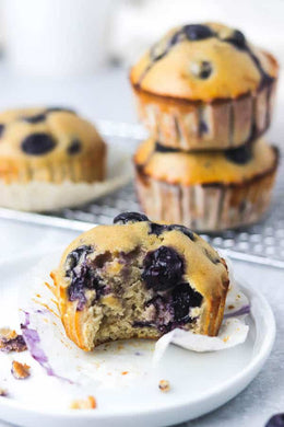 Blueberry Protein Muffin