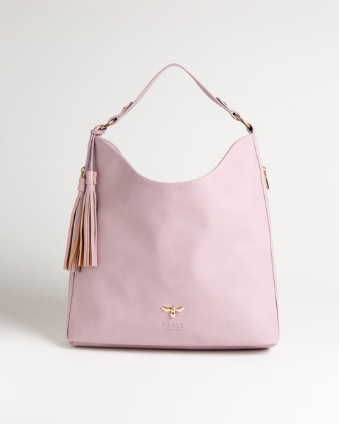 Lilac Honeysuckle Hobo Bag