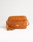 Tan Daisy Camera Bag