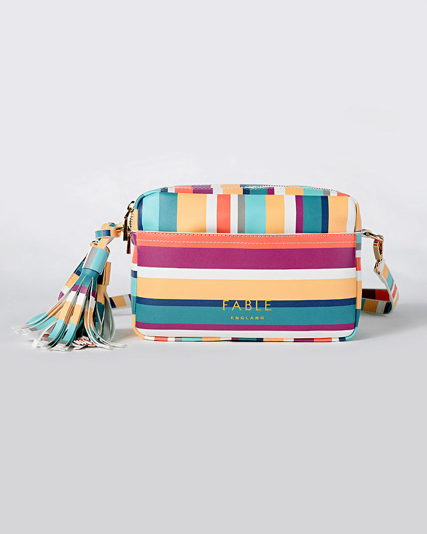 Stripe Lundy-Island Camera Bag