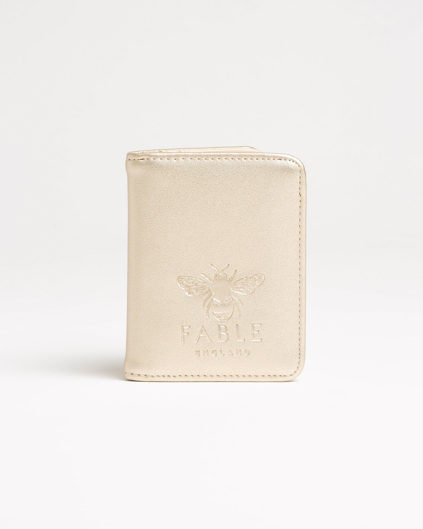 Foxglove Mink Card Holder