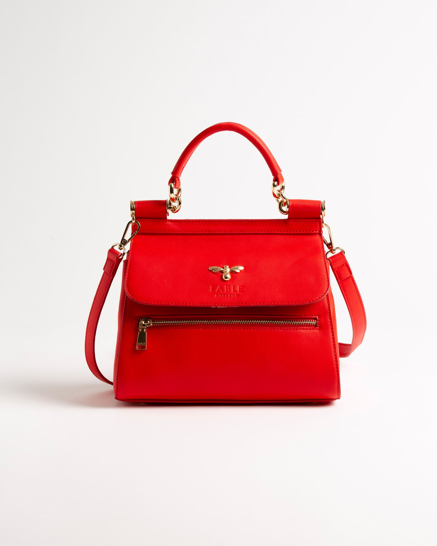 Red Bluebell Lady Bag
