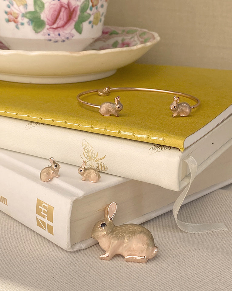 Rabbit Gift Set with Gift Wrapping
