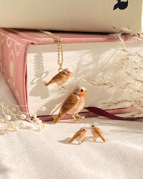 Robin Gift Set with Gift Wrapping