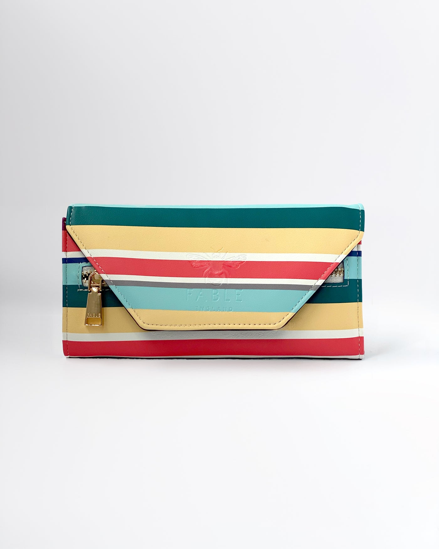 Stripe Poppit Sands Large Purse