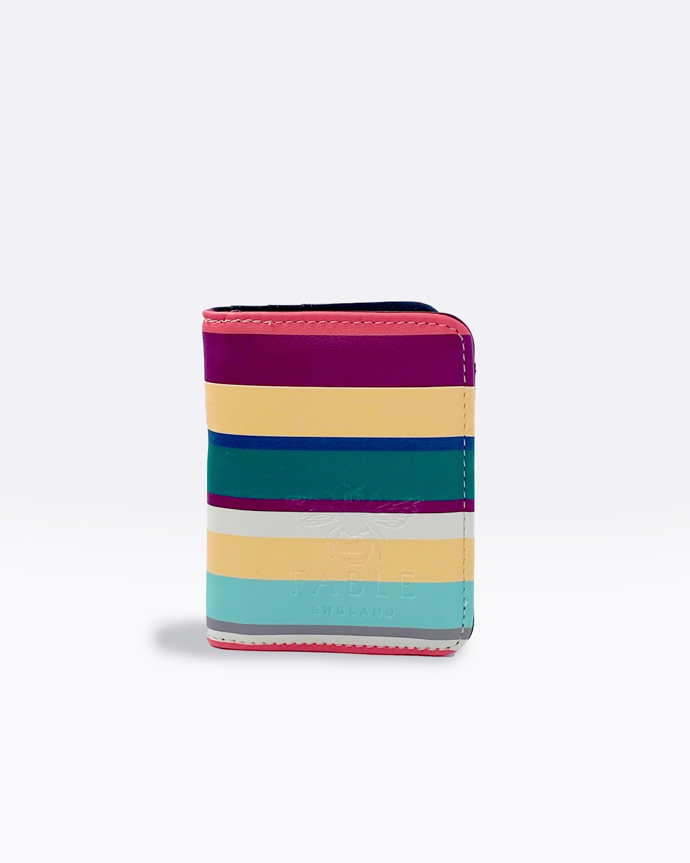 Stripe Saltcoats Beach Card Holder