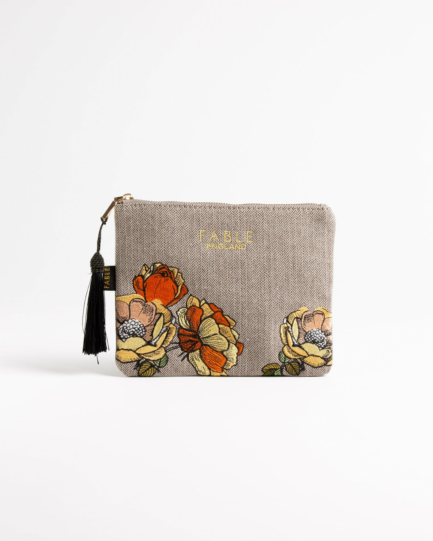 Grassmere Flat Makeup Bag