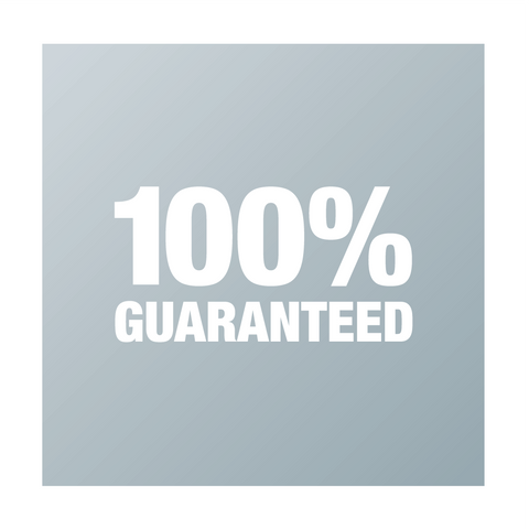All of our Drain and septic products are guaranteed to work or your money back. We stand 100% behind our products.