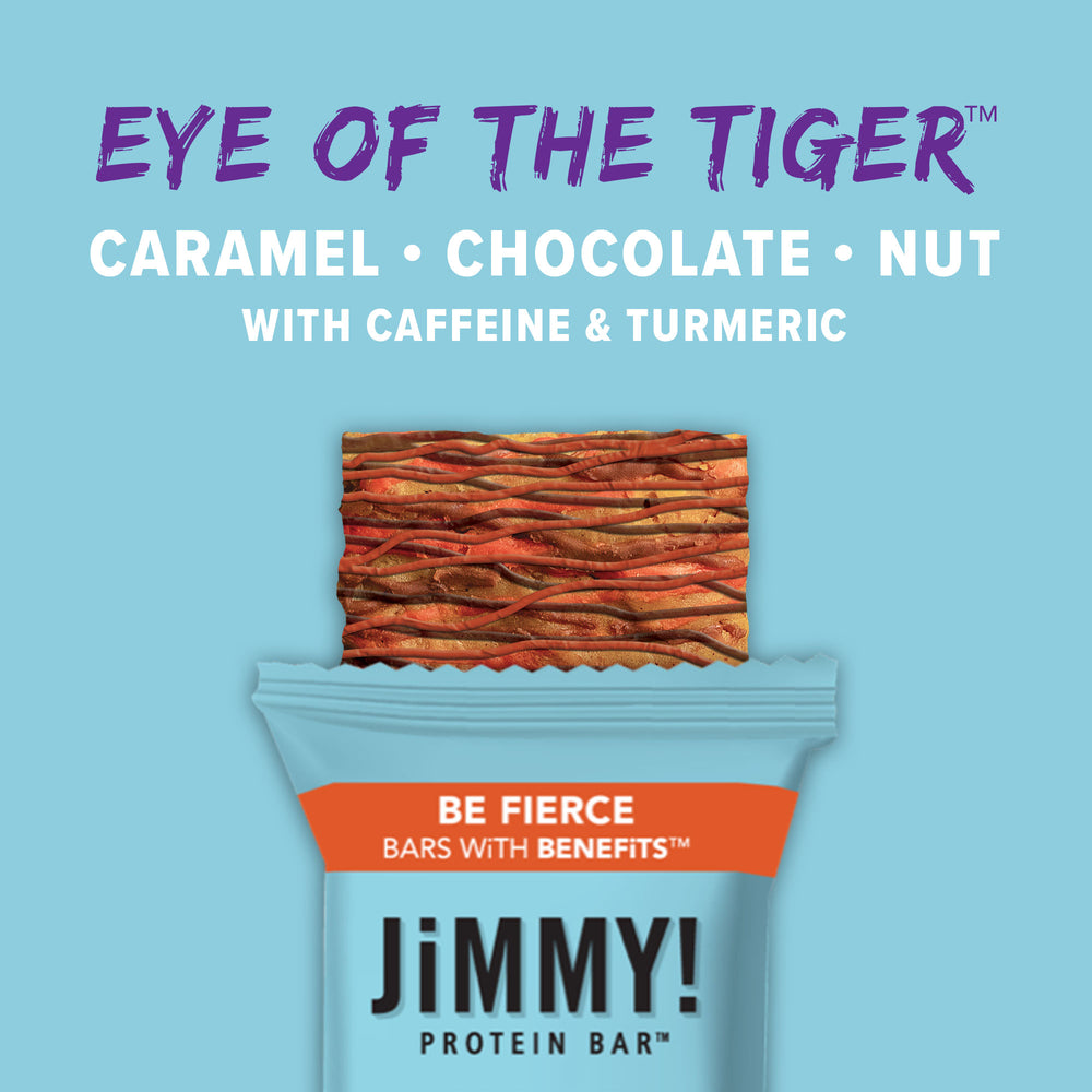 EYE OF THE TIGER™<br>(Caramel Chocolate Nut)
