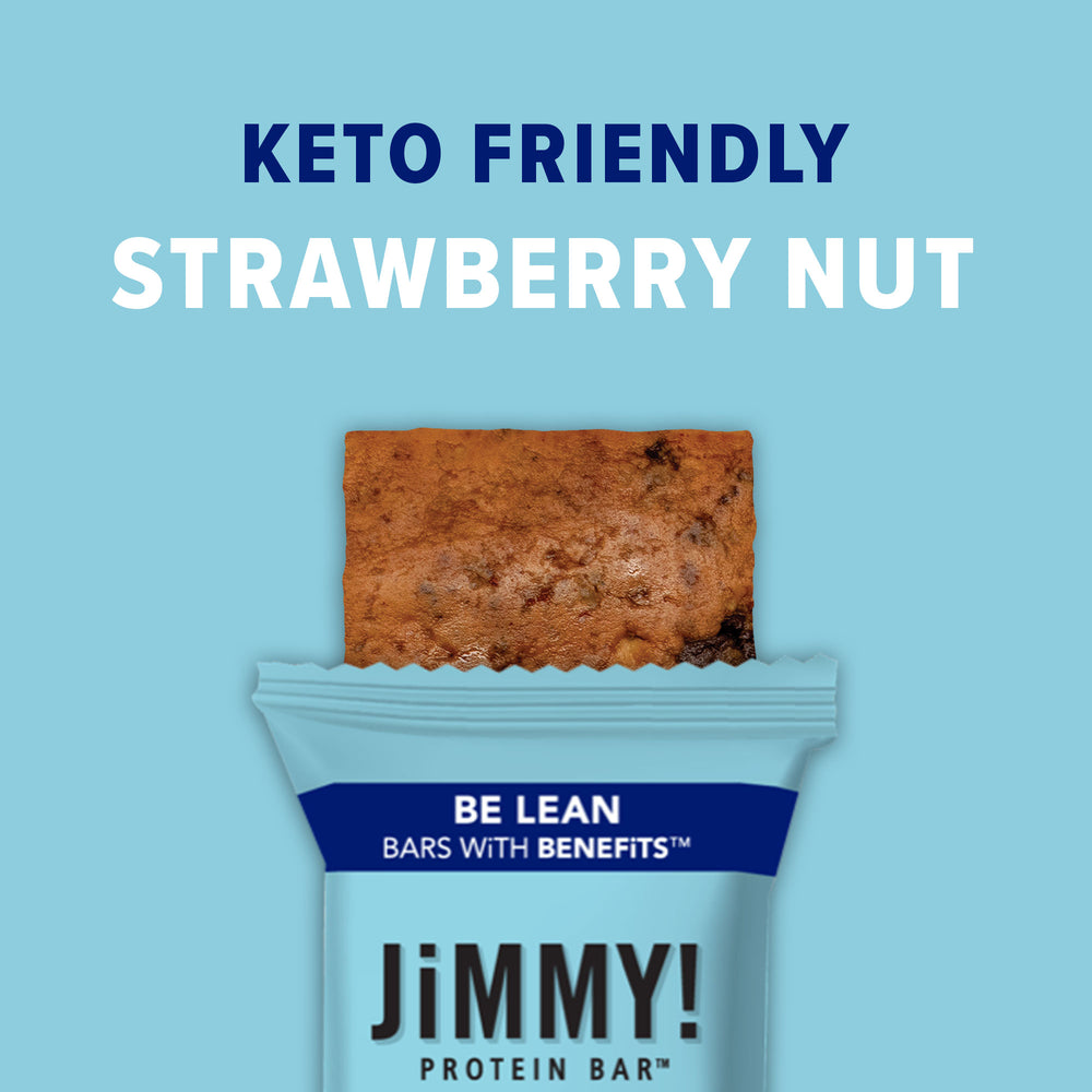 KETO STRAWBERRY NUT