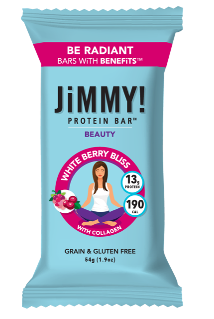 JiMMY! Beauty Protein Bar