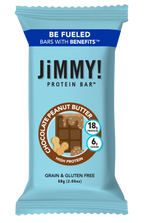 Jimmy! Chocolate Peanut Butter Protein Bar