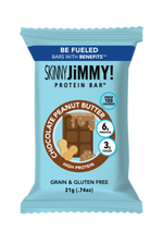 SKiNNY CHOCOLATE PEANUT BUTTER