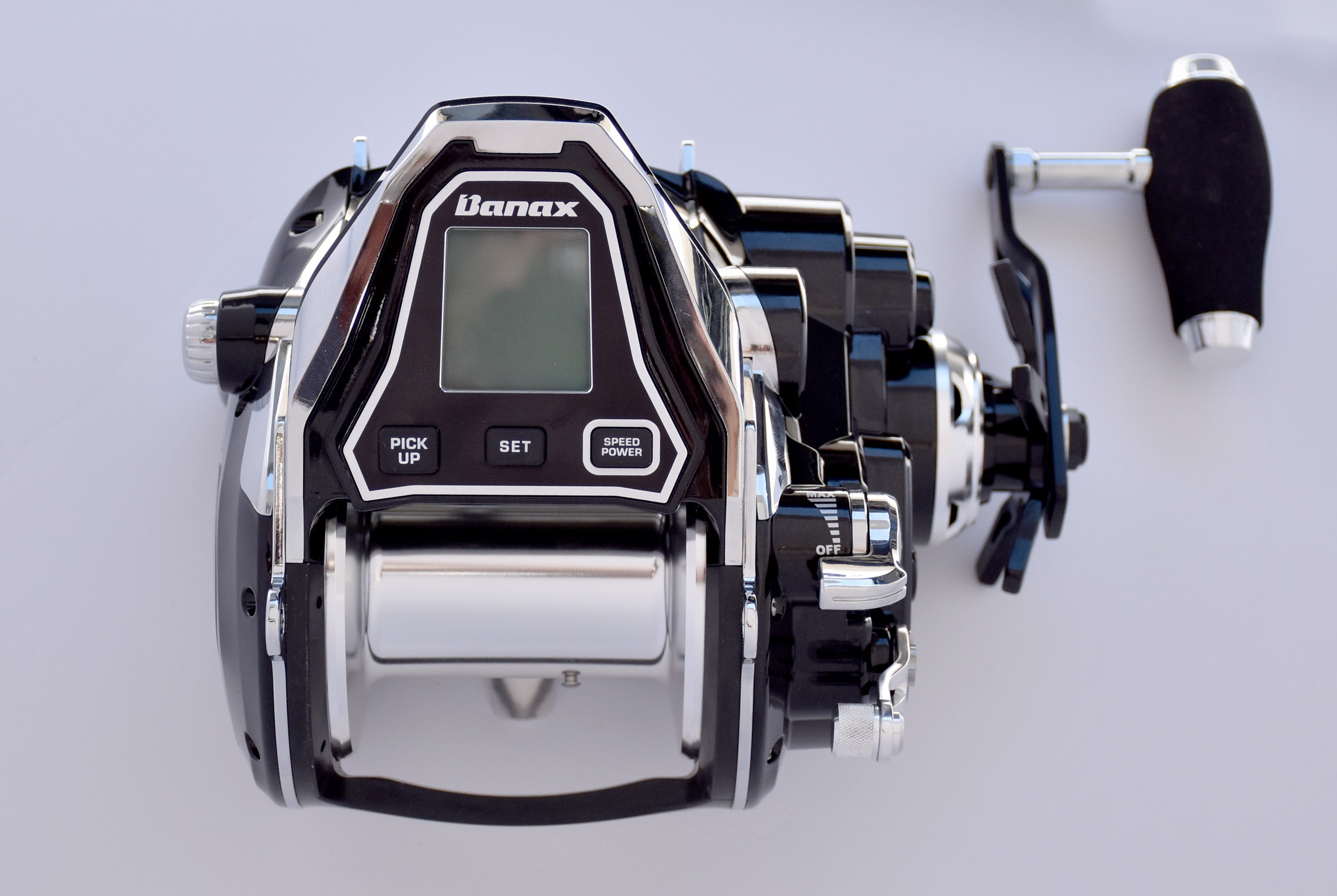 Banax Kaigen 1500TM Electric Fishing Reel