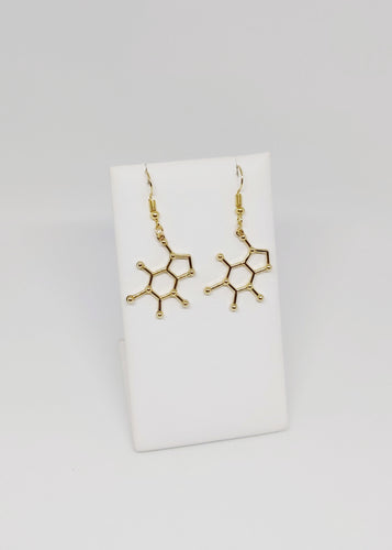 Caffeine Earrings