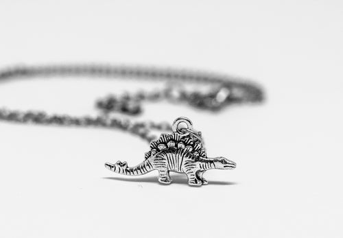 Small Dinosaur Necklace