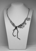 Load image into Gallery viewer, Large Trex Necklace