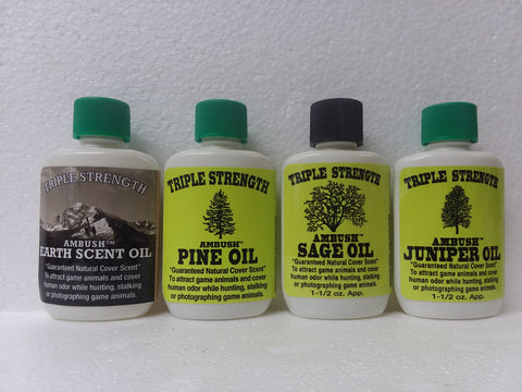 NATURAL TRIPLE STRENGTH OIL MASKING SCENTS