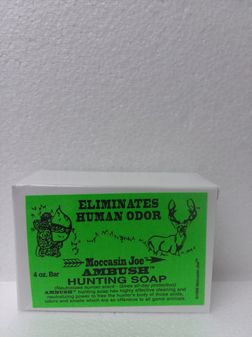 AMBUSH HUNTING SOAP