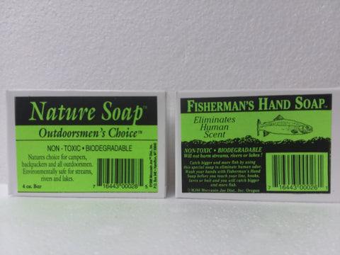 FISHERMAN'S SOAP