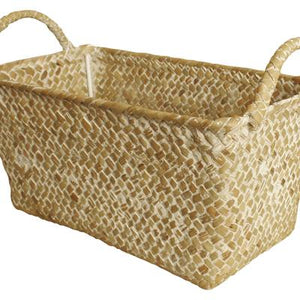 Seagrass Reed Basket