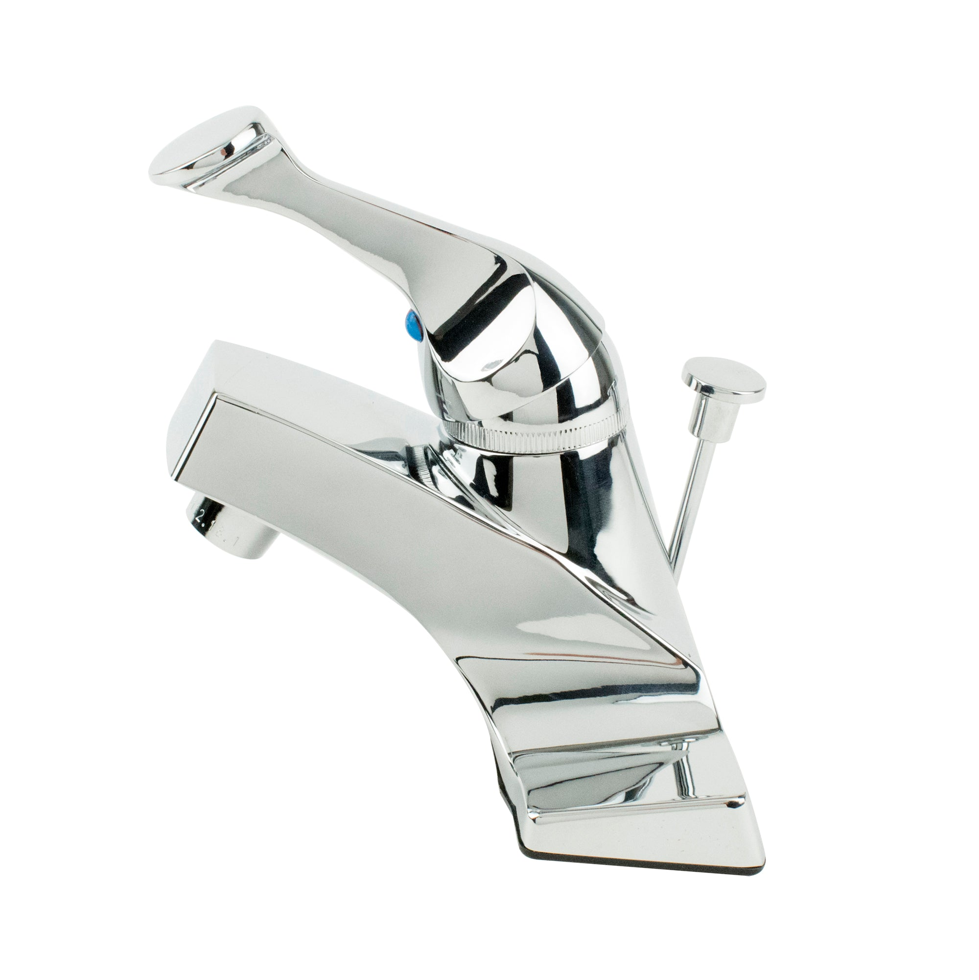 Timeless Chrome Bathroom Faucet - The Overstock Club