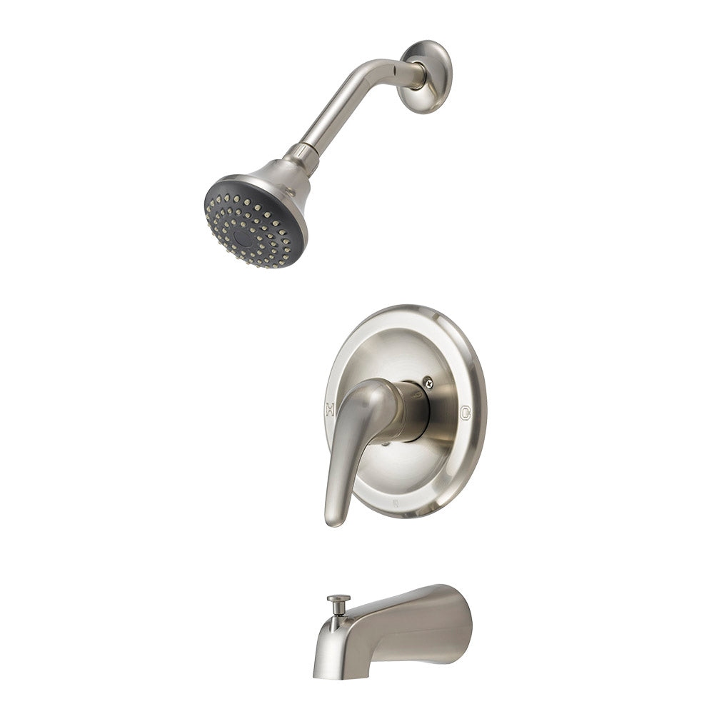 LIMITED TIME ONLY! PRICE REDUCTION! Bathroom Shower and Spout - The Overstock Club