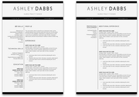 Harvard: Resume Template