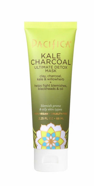Pacifica Kale Charcoal Ultimate Detox Mask